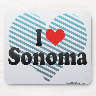 Amo Sonoma Alfombrilla De Ratones