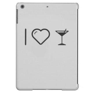 Amo sorbos de las bebidas funda para iPad air