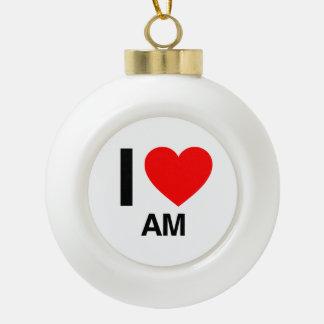 amo SOY Adornos