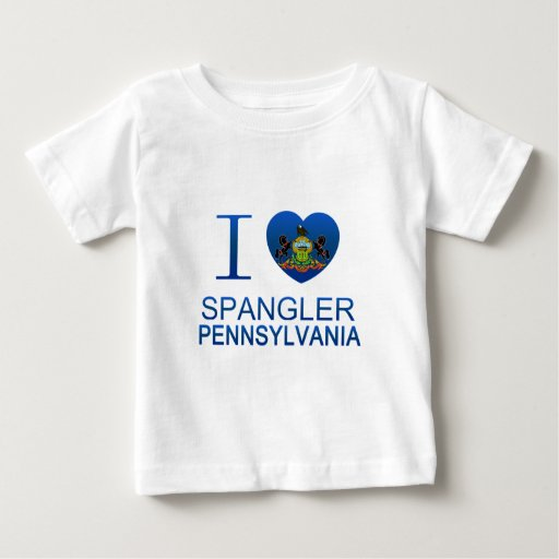 Amo Spangler, PA Playeras