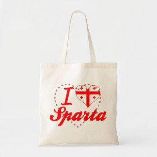 Amo Sparta, Georgia Bolsas