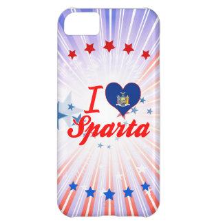 Amo Sparta, Nueva York