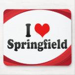 Amo Springfield, Estados Unidos Tapete De Raton