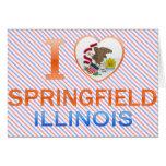 Amo Springfield, IL Tarjeta