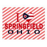 Amo Springfield, Ohio Postal