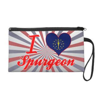 Amo Spurgeon, Indiana