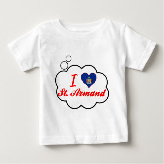 Amo St. Armand, Nueva York Tee Shirts