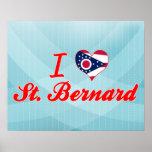 Amo St Bernard, Ohio Poster