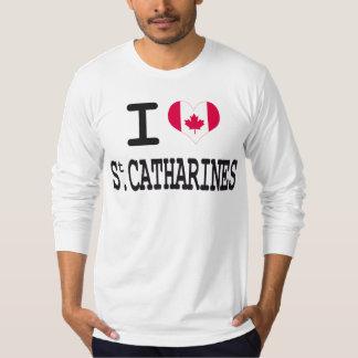 Amo St Catharines Remera