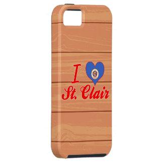 Amo St. Clair, Minnesota iPhone 5 Protector