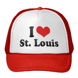 Amo St. Louis Gorro De Camionero