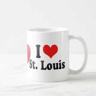 Amo St. Louis Taza De Café