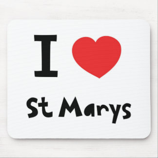 Amo St Marys, islas de Scilly Mouse Pad
