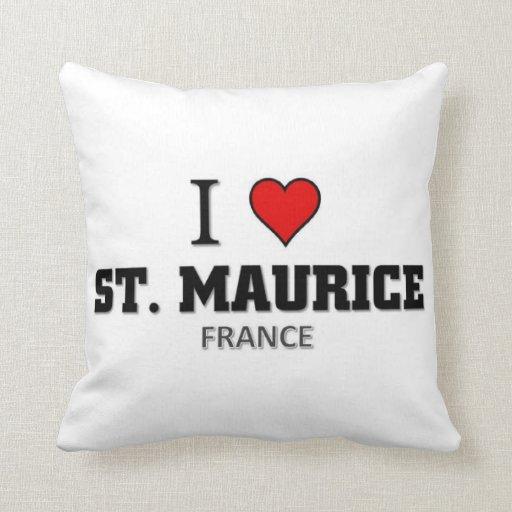 Amo St. Mauricio Almohada