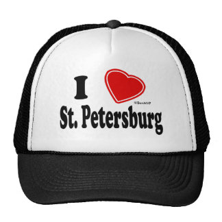 Amo St Petersburg Gorros Bordados