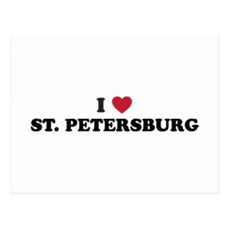 Amo St Petersburg la Florida Postal