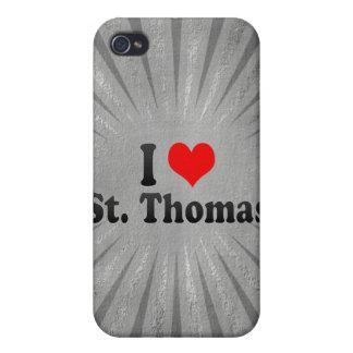 Amo St Thomas, Canadá iPhone 4 Carcasas