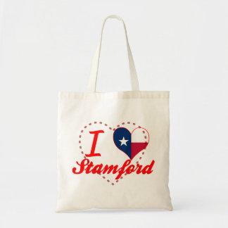 Amo Stamford, Tejas Bolsas