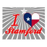 Amo Stamford, Tejas Postal