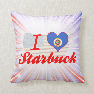 Amo Starbuck, Minnesota Almohadas