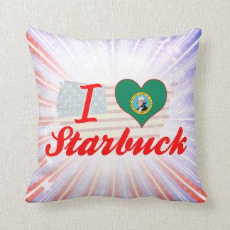 Amo Starbuck, Washington Cojines