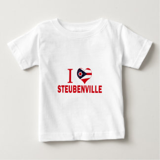 Amo Steubenville, Ohio Playera