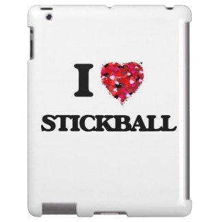Amo Stickball Funda Para iPad
