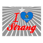 Amo Strang, Oklahoma Postales