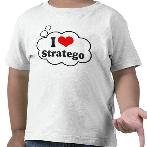 Amo Stratego Camiseta