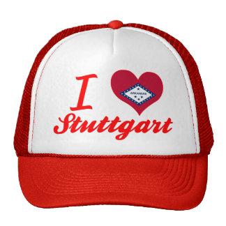 Amo Stuttgart, Arkansas Gorras De Camionero