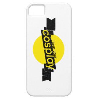 Amo su Cosplay Funda Para iPhone 5 Barely There