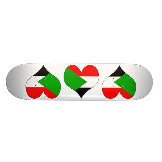 Amo Sudán Monopatin Personalizado