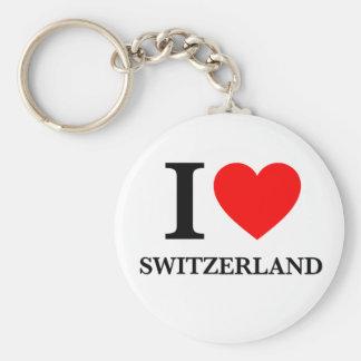 Amo Suiza Llaveros