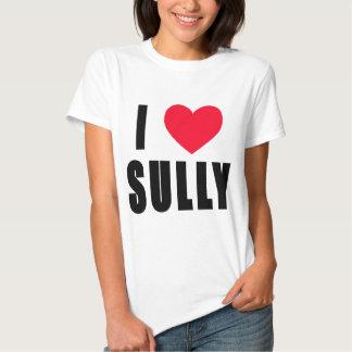 Amo Sully el CORAZÓN de I Sully Remera
