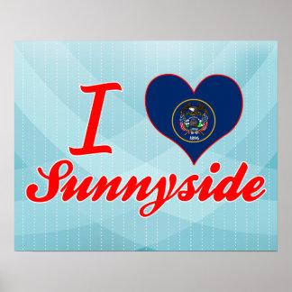 Amo Sunnyside, Utah Posters