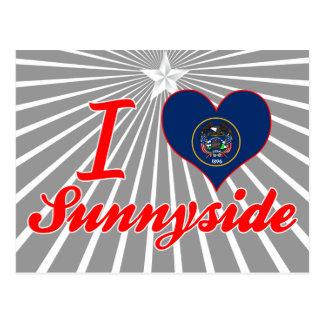 Amo Sunnyside, Utah Postales