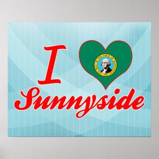 Amo Sunnyside, Washington Poster