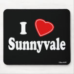 Amo Sunnyvale Alfombrilla De Ratones