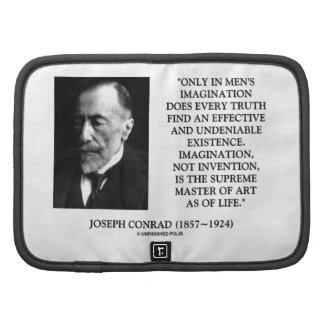 Amo supremo de la imaginación de Joseph Conrad del Planificadores