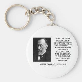 Amo supremo de la imaginación de Joseph Conrad del Llavero