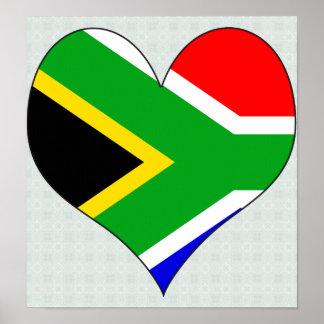 Amo Suráfrica Poster