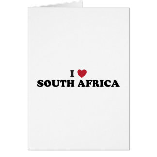 Amo Suráfrica Felicitacion