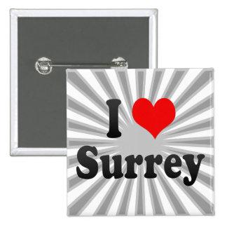 Amo Surrey Canadá Amo Surrey Canadá Pins