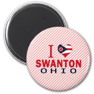 Amo Swanton, Ohio Iman Para Frigorífico