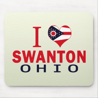 Amo Swanton, Ohio Alfombrilla De Raton