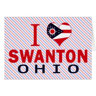 Amo Swanton, Ohio Felicitaciones