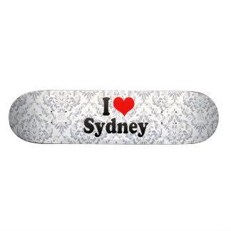 Amo Sydney Patin Personalizado
