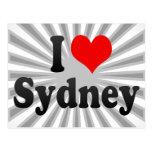 Amo Sydney Postales