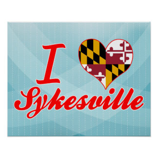 Amo Sykesville, Maryland Posters