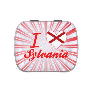 Amo Sylvania, Alabama Jarrones De Caramelos